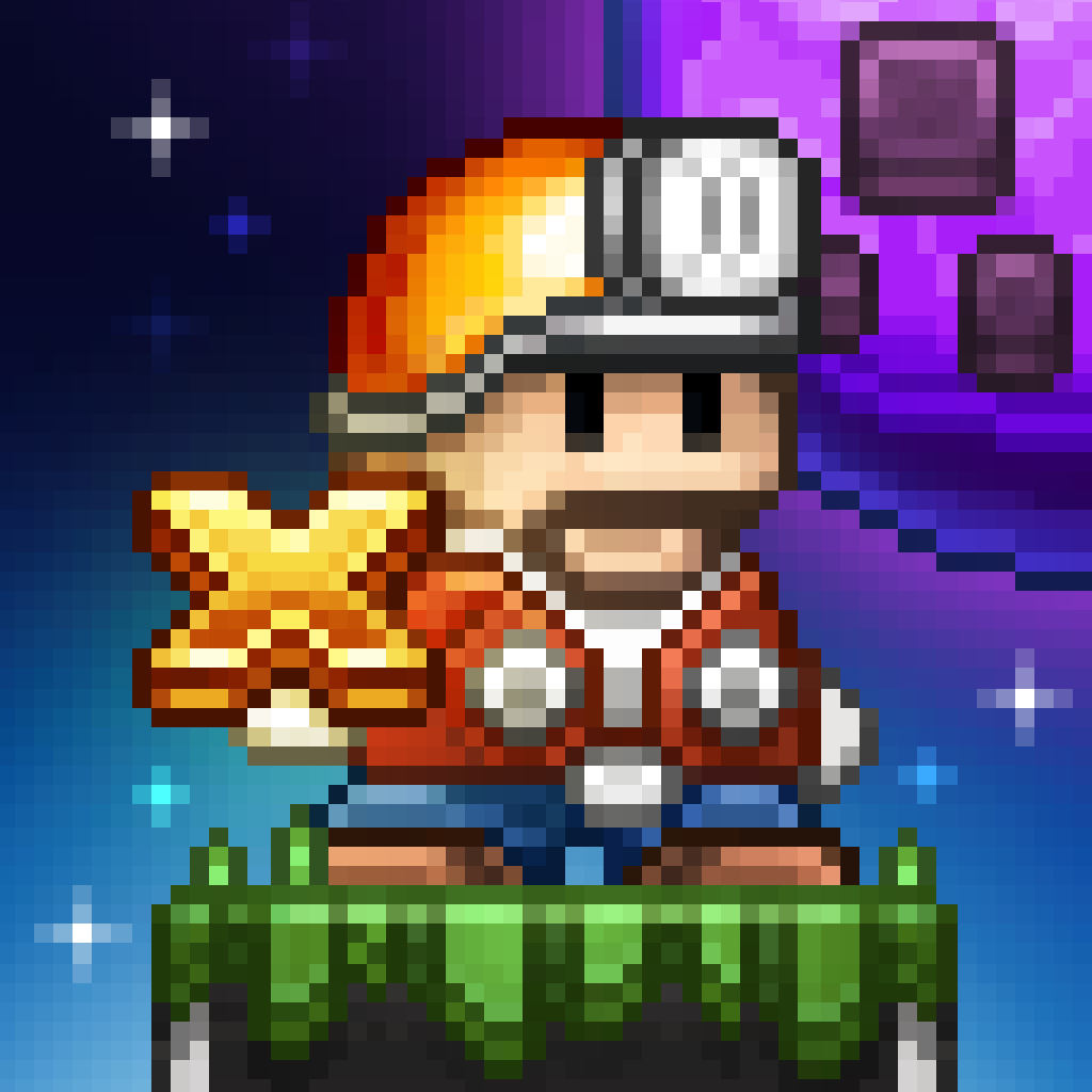 Junk Jack X by Pixbits SRL icon